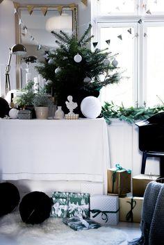 DIY Christmas Wrappi
