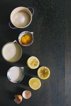 Earl Grey and Lemon Ice Cream | O&O Eats