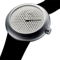 I love watches...this one is a conversation started.  Ikepod Watch.