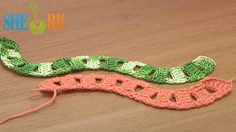Crochet Curved Cord Square Holes Tutorial 12 We invite you to visit https://www.sheruknitting.com/ There are over 800 video tutorials of crochet and knitting in different techniques. Also, you can see unique authors' design in these tutorials only on a website at https://www.sheruknitting.com/  Enjoy all you get from a membership: - No advertising on all tutorials; - Valuable in different devices; - Step by step and detailed video tutorials; - New courses added every week