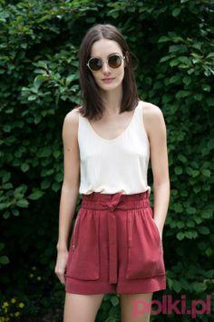 ZARA - letnie stylizacje na co dzień - lato 2014 #polkipl