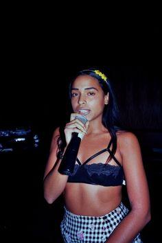 Princess Nokia @ Los Globos, Los Angeles CA