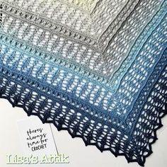 Crochet Shawl Diagram, Crochet Chart, Crochet Hooks, Lace Patterns, Crochet Patterns, Pick Up, Bobble Crochet, Yarn Cake, Crochet Shawls And Wraps