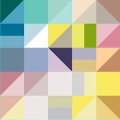 Geometric, Tesselate, Colourful, Squares/Triangles/Rectangles, Pattern