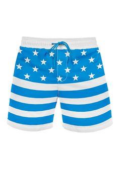 Shop Men's Lightweight Summer Board Shorts - Short Swim Trunks For Men - Blue - and Discover a Huge Selection of Men's Swimwear at Affordable Price. Elf Man, Tipsy Elves, Preppy Mens Fashion, Swim Trunks, Swim Shorts, Swimwear, How To Wear, Clothes, Outfits