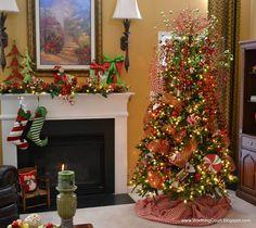 Nuestro árbol de navidad caprichoso - Corte Worthing