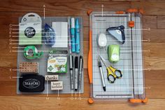 What You Need in Order to Make Cards: Basic Card Making Supplies