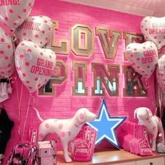 Find images and videos about pink, Victoria's Secret and vs on We Heart It - the app to get lost in what you love. 12th Birthday Party Ideas, Sleepover Birthday Parties, Birthday Goals, 14th Birthday, Pink Birthday, Birthday Party Decorations, Party Themes, Birthday Bash, Theme Ideas