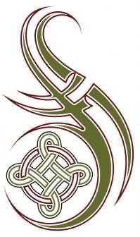 Latest Celtic Tattoo Sample