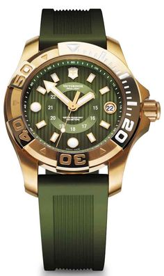 Swiss Army Dive Master 500 Watches For 2012
