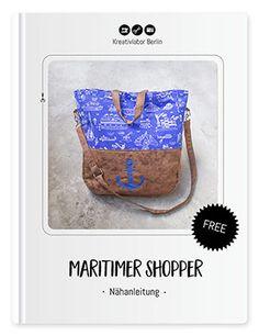 Free cut patterns: Maritime Shopper