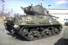 M4A1(76)HVSS Sherman