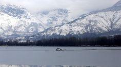 15 mesmerizing photos capture Kashmir's first snowfall of the season