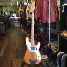 1973 Fender Telecaster Bass!
