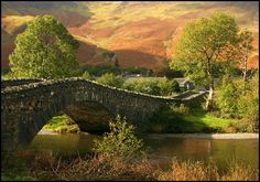 Our local and very special double hump-backed Grange Bridge. Fairest Of Them All, Tales Series, Historical Romance, Cumbria, Lake District, Prince Charming, Britain, Scotland, England