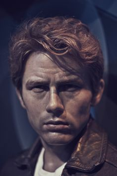 Madame Tussauds Series · James Dean (What is it with James Dean? Another awful one. Looks more like a broken down Tom Cruise. 2 at best)