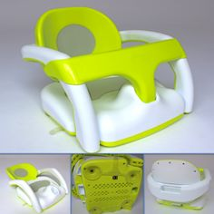 2 In 1 Unisex Baby Bath Seat & Hammock For Use From Newborn To Toddler