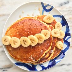 Maple Banana Pancakes cannot be denied!! @frm_joandcharlie