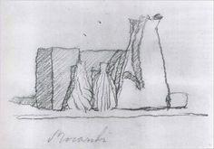 Morandi Drawing