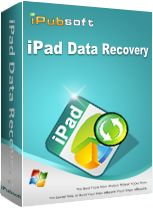 20% Off - iPubsoft iPad Data Recovery Discount Coupon Code. Fully supports almost all iPad models like iPad 1/2, The new iPad, iPad mini and iPad 4. Recover all stuff on iPad devices by extracting iTunes backup files. Preview found iPad data before you start to recover them.