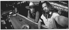 JEFF BRIDGES TOOK INCREDIBLE PANORAMIC PHOTOS ON THE SET OF EVERY MOVIE FOR THE LAST 35 YEARS