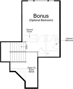 Floor Plan Ivory Homes - Roma Traditional