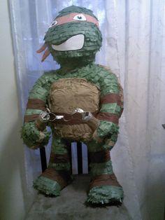 Michelangelo Teenage Mutant Ninja Turtle by SmashingFunCreations