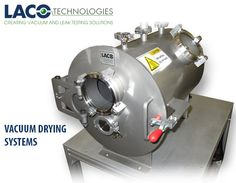 Vacuum drying is ideal for materials that would be damaged or changed if exposed to high temperatures or where a solvent must be recovered or where materials must be dried to very low levels of moisture. Vacuum drying safely removes moisture while preventing the oxidation or explosions that can occur when certain materials combine with air. Find out more: