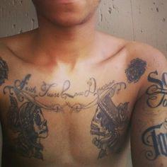 #tattoed as fvck but still need cuddles... #inked by Marisa #tattoolya #wedontregretourtattoos #diadelosmuertas