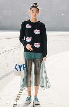 배윤영 > Street Fashion | 힙합퍼