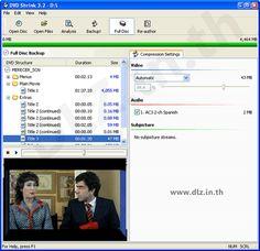 http://www.downloadgg.com/dvd-shrink/ ดาวน์โหลด #DVD #Shrink 3.2.0.15 โปรแกรมก๊อบดีวีดี-เก็บลงเครื่อง