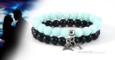 paros-szivdobbanas-nemesacel-asvany-karkoto-szet Beaded Bracelets, Jewelry, Fashion, Moda, Jewlery, Jewerly, Fashion Styles, Pearl Bracelets, Schmuck