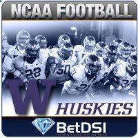 Washington Huskies College Football Betting Lines 2014🏈 National Championship Odds: 100-1✌ www.betdsi.com/...
