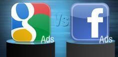 Google adwords vs. Facebook ads. Ventajas, desventajas, diferencias y similitudes.