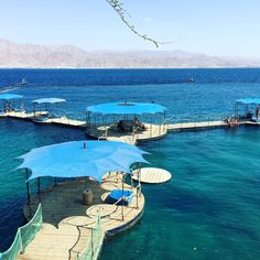 One of the most stunning beaches Rif Eilat  #eilat