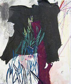 Sebastian Vallejo // mixed media