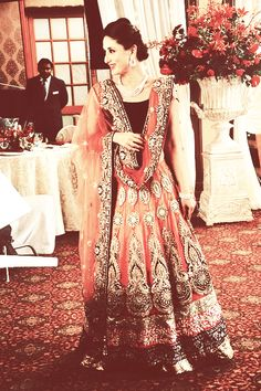 beautiful coral lehenga https://www.facebook.com/pages/Private-Label/123846697662912