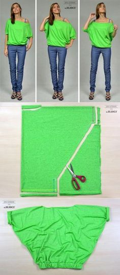 Amazing Sewing Patterns Clone Your Clothes Ideas. Enchanting Sewing Patterns Clone Your Clothes Ideas. Sewing Shirts, Sewing Clothes, Easy Sewing Patterns, Sewing Tutorials, Sewing Ideas, Pattern Sewing, Sewing Diy, Diy Clothing, Clothing Patterns