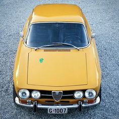 Alfa Romeo 1750, Alfa Romeo Gta, Alfa Romeo Giulia, Alfa Alfa, Old Lorries, Fiat, Cool Cars, Classic Cars, Wheels