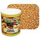 "Yellow Popcorn - 85 oz   ""favorite preparedness item from Emergency Essentials,"" $10.50"