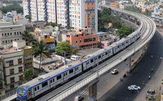 Chennai Metro Tain