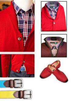 El fin de semana es la oportunidad perfecta para agregar color a la comodidad de su outfit. #EstiloCN