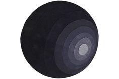 Luna Rug by Verner Panton for Verpan