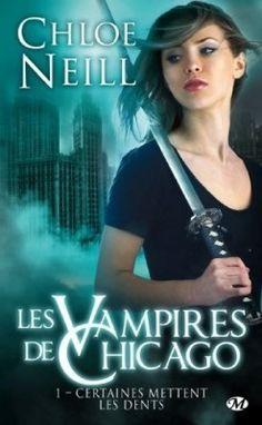 Les Vampires de Chicago T1