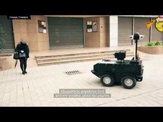 Κορονοϊός: Ρομπότ εκτελούν περιπολίες στην Τύνιδα και ελέγχουν τους περαστικούς - YouTube Monster Trucks, Vehicles, Youtube, Car, Youtubers, Youtube Movies, Vehicle, Tools