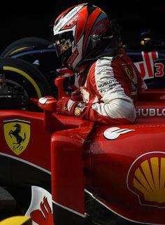 Kimi Raikkonen | 2015 Chinese Grand Prix