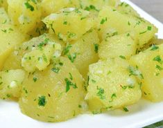 WW Garlic and Parsley Potato Dish and Recipe Weigth Watchers, Healthy Habits, Healthy Recipes, Parsley Potatoes, Potato Dishes, Fodmap, Barbecue, Entrees, Nutrition