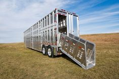 [EQHS_1162]  60+ Best Cattle trailers images in 2020 | cattle trailers, stock trailer,  cattle | Wilson Cattle Trailers Hauler Wiring Diagram |  | Pinterest