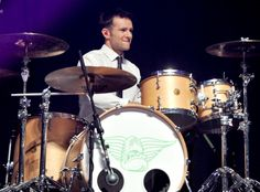 Harry Judd of McFly performs at the Key 103 Jingle Ball at Manchester Arena on December 5 2012 in Manchester England