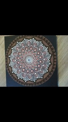 905 Best Dot Painting images in 2019 | Mandala painting
